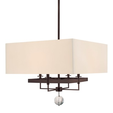 Gresham Park Pendant by Hudson Valley Lighting   5646-OB