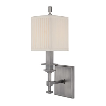 Berwick Wall Light by Hudson Valley Lighting | 241-AN