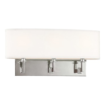 Grayson Wall Sconce by Hudson Valley Lighting | 593-PN