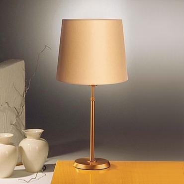 Illuminator 6263 Table Lamp by Holtkoetter   6263-AB-KPRG