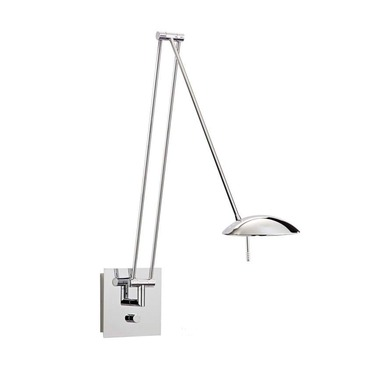 Bernie Reading Swing Arm Wall Lamp