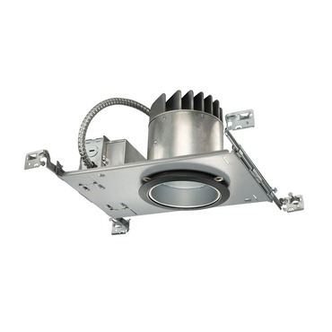 IC20LED 5 Inch LED New Construction Housing by Juno Lighting | IC20LEDG4-35K-1