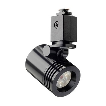 TL114 LED Mini-Cylinder Track Fixture 12V by Juno Lighting | TL114G2-3N-BL