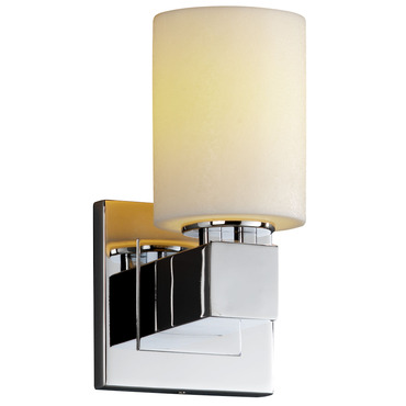 Aero Candlearia Cream Wall Sconce by Justice Design | CNDL-8705-10-CREM-CROM