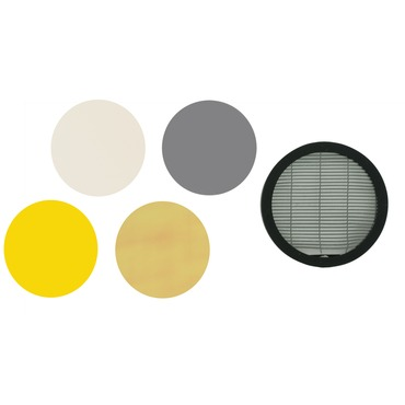 Sun3 Louvers and Lenses Kit by PureEdge Lighting | sun3-ll