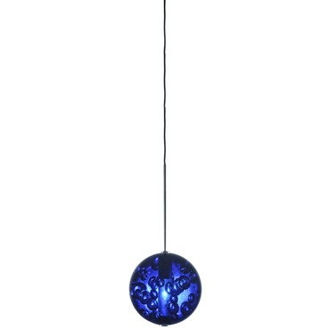 FJ Bubble Ball Pendant 12V by Edge Lighting | fj-bbbl-10ft-12-sn