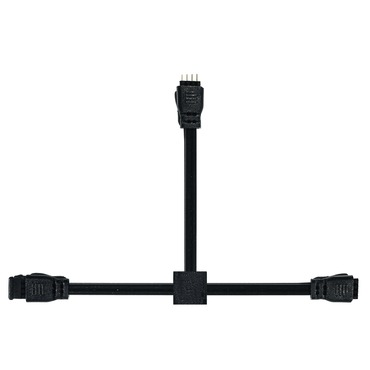 3 Inch Flexible T Connector by Edge Lighting   SS-CFXT-3IN