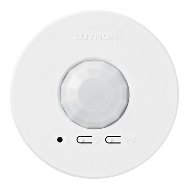 Radio Powr Savr Wireless Occupancy Sensor Ceiling Mount by Lutron | LRF2-OCR2B-P-WH