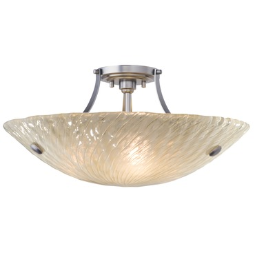Ambra Semi Flush Ceiling Mount