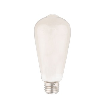 ST64 Edison Filament Med Base 6W 120V 2700K 92CRI