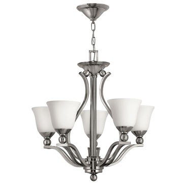 Bolla Uplight Chandelier by Hinkley Lighting | 4655BN