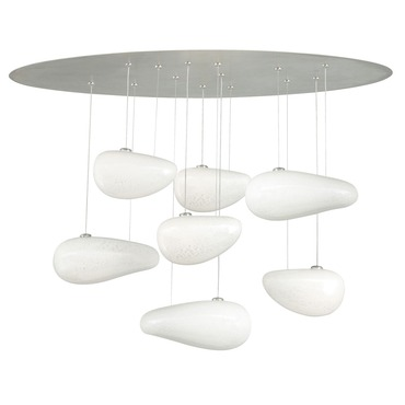 Constellation Multi Light Pendant by LBL Lighting | hs51307opsc36