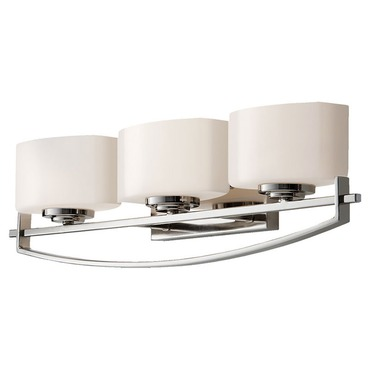 Bleeker Street Bathroom Vanity Light by Feiss | VS18203-PN