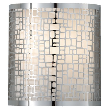 Joplin Wall Sconce by Feiss | WB1564CH