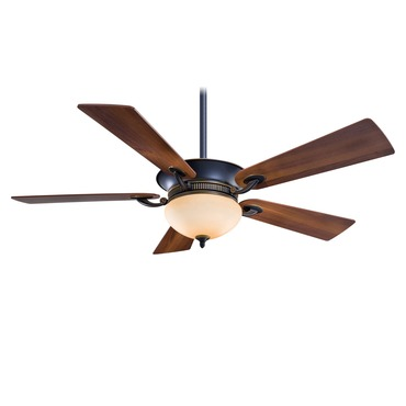 Delano Ceiling Fan by Minka Aire | f701-drb
