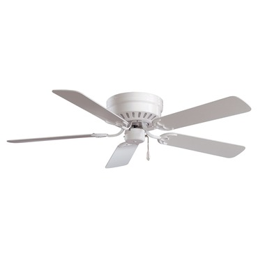 Mesa Ceiling Fan by Minka Aire | F565-WH