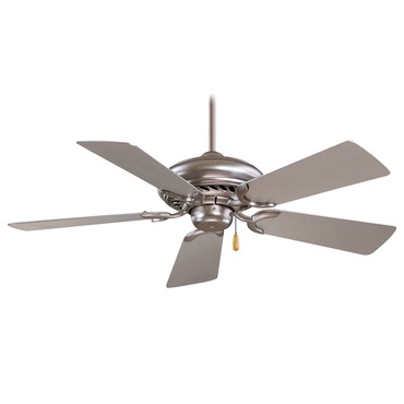 Supra 44 Ceiling Fan by Minka Aire | F563-BS