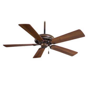 Supra 52 Ceiling Fan by Minka Aire | F568-BCW