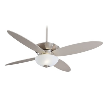 Zen Ceiling Fan by Minka Aire | F514-BN