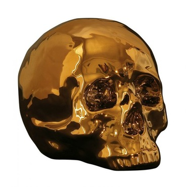 My Skull Porcelain Sculpture