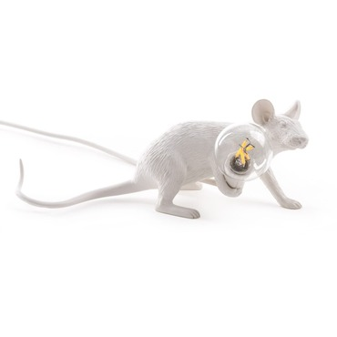 Mouse Lie Down Table Lamp