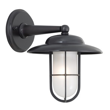 Compton Outdoor Wall Sconce W / Shade