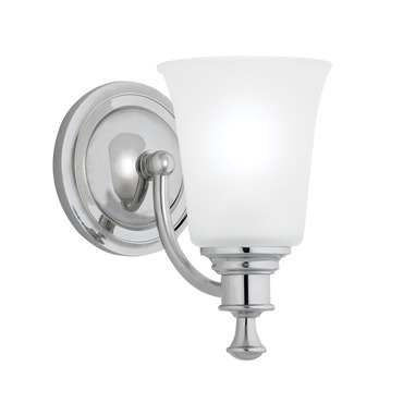 Sienna Bath Bar 2-Light by Norwell Lighting | 9721-CH-FR
