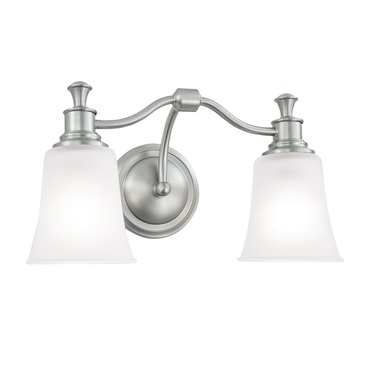 Sienna Bath Bar by Norwell Lighting | 9722-BN-FR