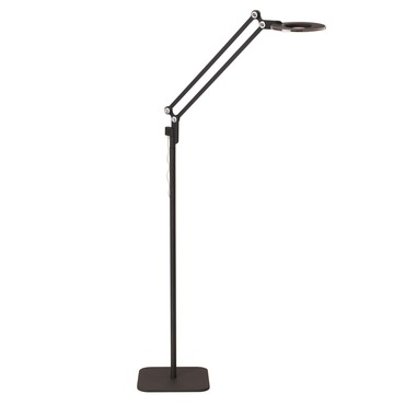 Link Small Floor Lamp by Pablo | LINK SML FLR BLK