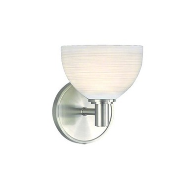 Mercury Vanity Wall Sconce