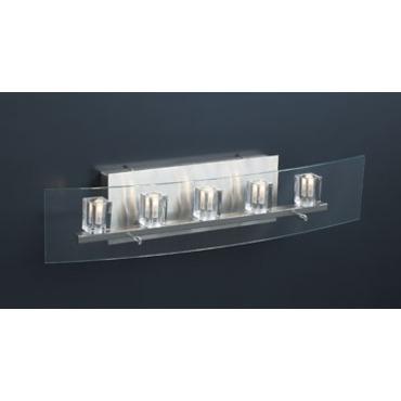 Ice Cube Bath Bar 5-Light