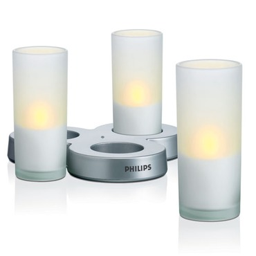 IMAGEO Table LED CandleLights by Philips Consumer Lighting | 691086048