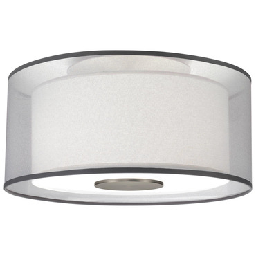Saturnia Semi Flush Ceiling Mount by Robert Abbey | RA-S2197