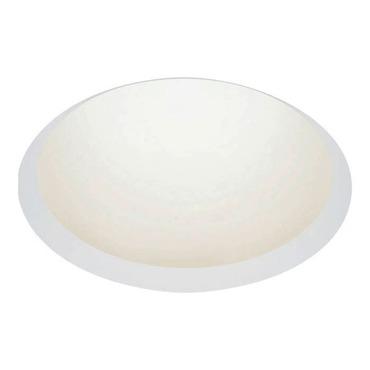 Reflections 12 Inch Skye Flangeless Indirect Downlight Trim by Element by Tech Lighting | EDIT12RL9271W