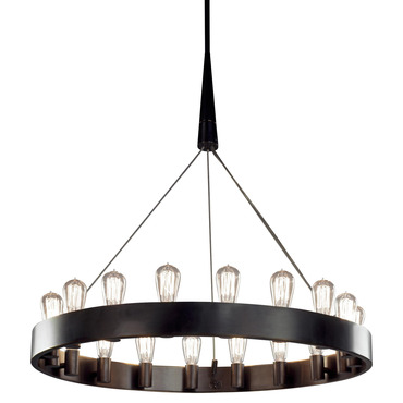Candelaria Chandelier by Robert Abbey | RA-Z2091