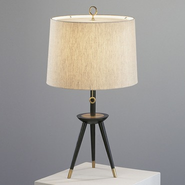 Ventana Tripod Table Lamp by Jonathan Adler | RA-670