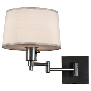 Real Simple Swing Arm Wall Sconce by Robert Abbey | RA-1826