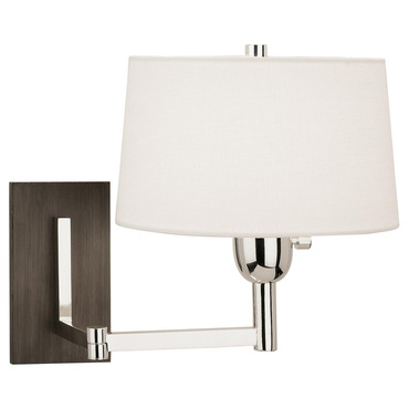 Wonton Reading Arm Wall Sconce by Robert Abbey | RA-S4237