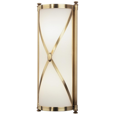 Chase Half Round Wall Sconce by Robert Abbey | RA-1986