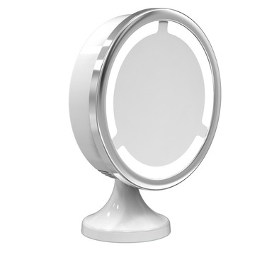 Vanity Halo Light Mirror