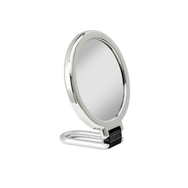 Compact Portable Reversible Mirror