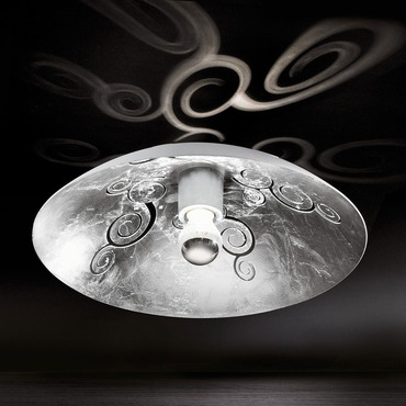 Decor Argento Ceiling Flush Mount