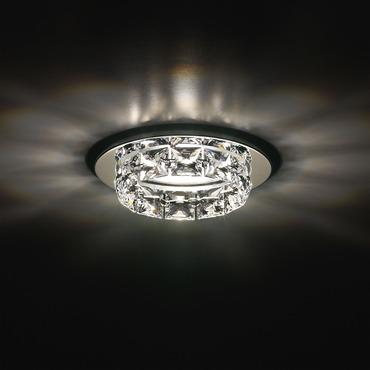 Ringlet 4 Inch Trim W / Crystal Element by Swarovski   A9950NR700240