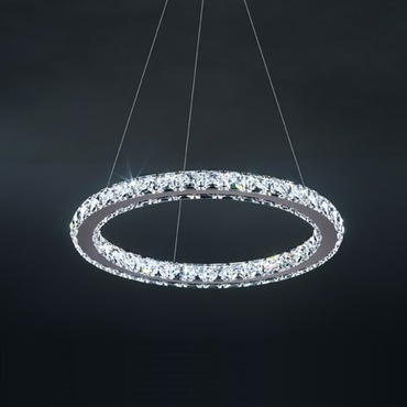 Circle Pendant LED Daylight White by Swarovski | A 9943 NR 000 164
