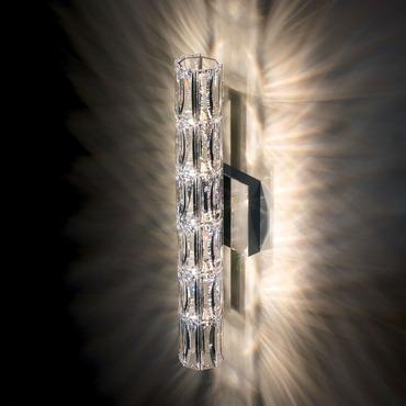 Verve Wall Sconce by Swarovski | a9950nr700255