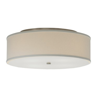 Mulberry Ceiling Light Fixture by Tech Lighting | 700TDMULFMLWS
