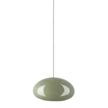 Freejack River Rock Oblong Oval Pendant