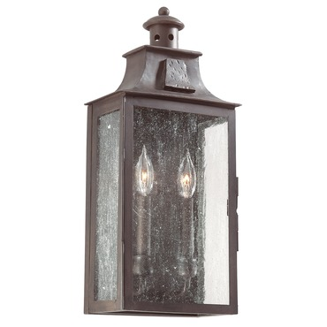Newton Outdoor Wall by Troy Lighting   BCD9008OBZ