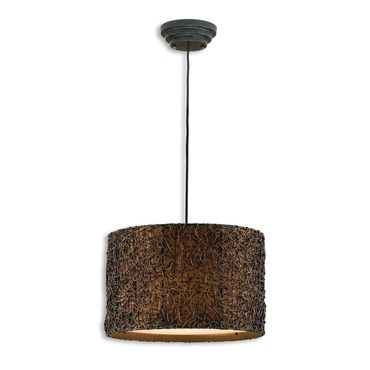 Knotten Rattan Suspension by Uttermost | 21103