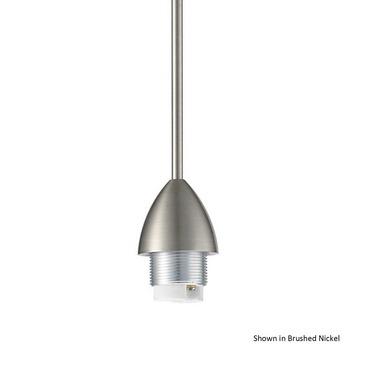 QP 501 Pendant Socket by WAC Lighting | qp-501 ch